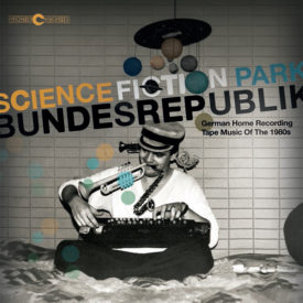CACHE012 VARIOUS ARTISTS SCIENCE FICTION PARK BUNDESREPUBLIK