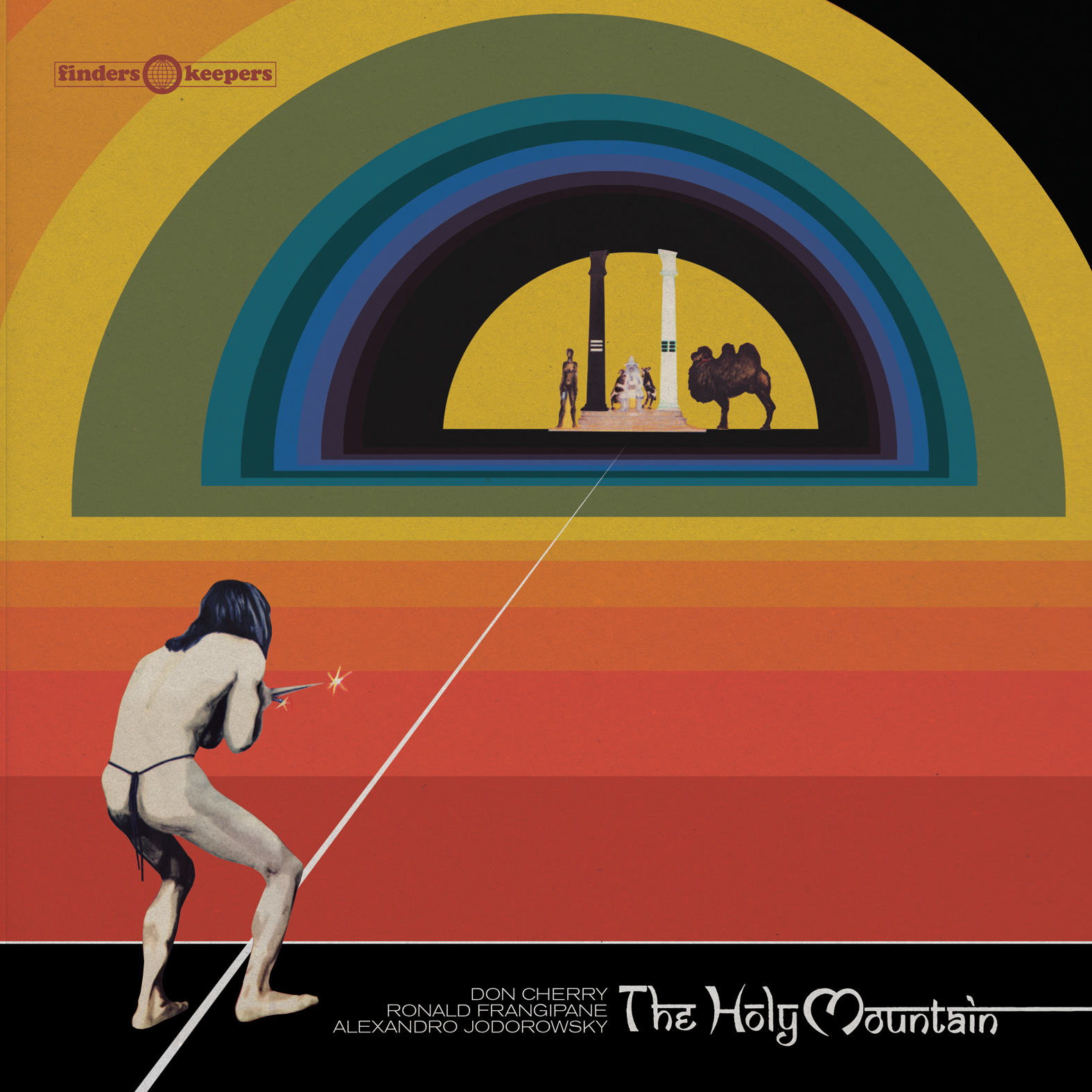 The Holy Mountain by ALEJANDRO JODOROWSKY - Finders ...
