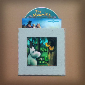 Graeme Miller & Steve Shill The Moomins (Limited Edition CD)