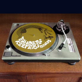 Finders Keepers Slipmat (Olive Green) single
