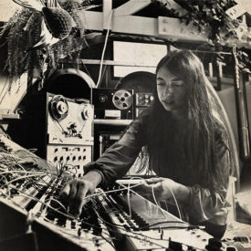 FKSP011 SUZANNE CIANI DON BUCHLA FISH MUSIC