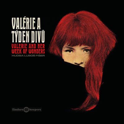 Lubos Fiser Valerie A Týden Divů Valerie and her week of wonders Record Store Day 2017 doug shipton andy votel czech new wave