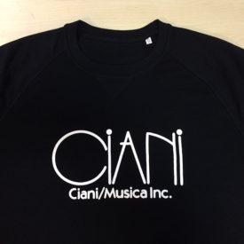 CIANI MUSICA INC. SWEATSHIRT